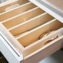 Cutlery Tray within a drawer