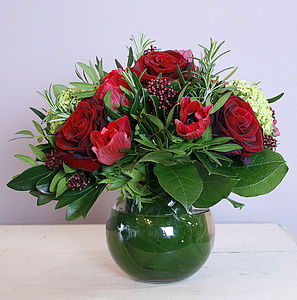 Rose Bowl - flowers, plants & vases
