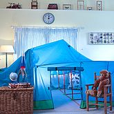 Multi Shape Play Tent Kit - baby & child