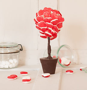 Love Heart Sweet Tree - gifts to eat & drink