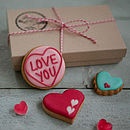 Love You Mini Biscuit Gift Box