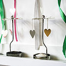 Rotary Tea Light Spinning 'Hearts'