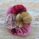 Gold, Raspberry Gold, Vintage Rose and Dusky Pink