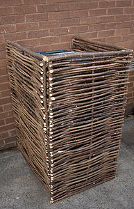 Wheelie Bin Screen   Single - garden furniture