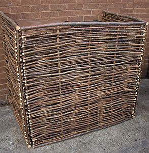 Wheelie Bin Screen Double Wb2 - garden structures