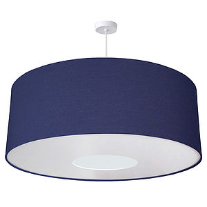 Oversize Large Ceiling Shade Classic Colours - lampshades