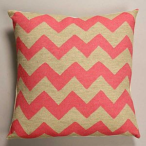 Chevron Cushion - cushions