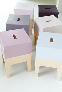 Wooden Handy Stool - furniture