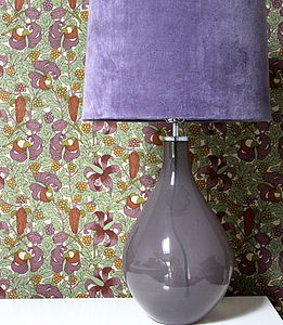 Danish Glass Table Lamp - view all sale items