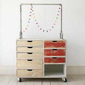 Olivia Dresser Version Three - chests of drawers