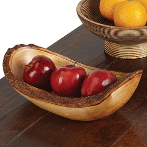 Bark Edge Bowl