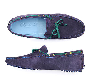 Wimbledon Driving Shoes - men's