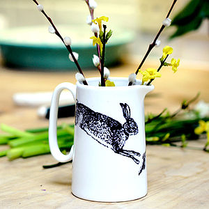 Leap Into Spring With A Leaping Hare