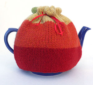 Tea Cosy Knitting Kit - kitchen accessories