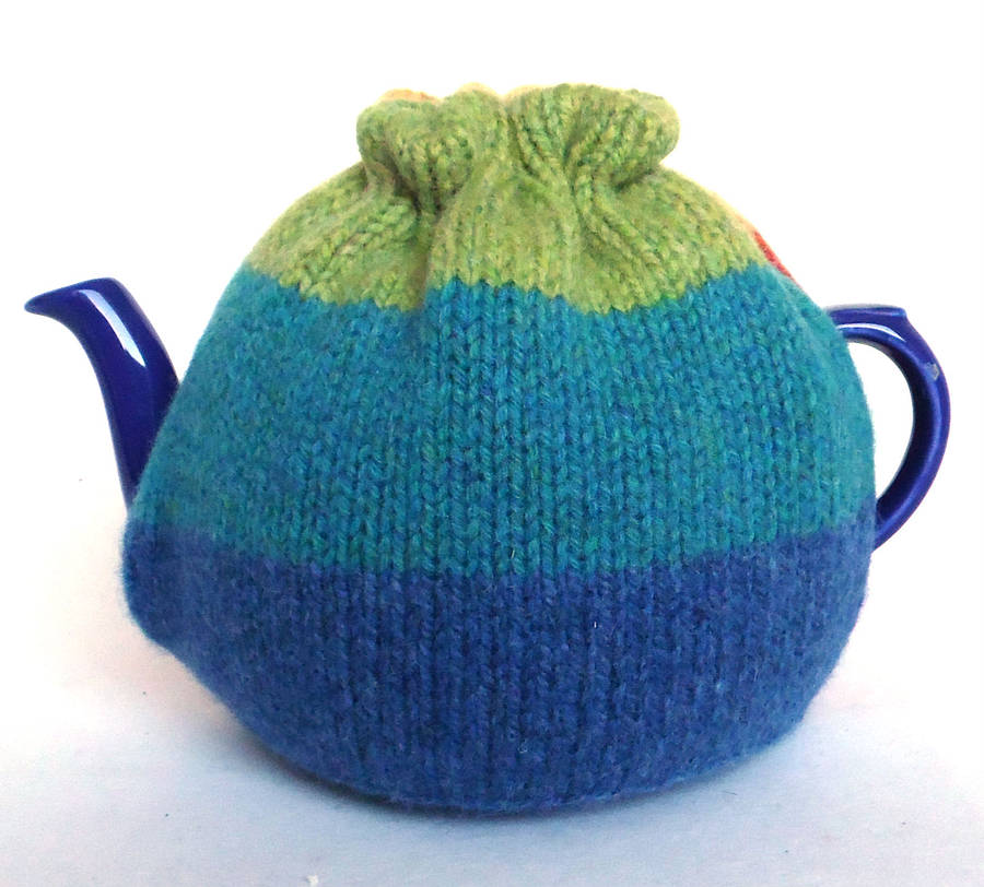 Tea Cosy Knitting Kit By My Baboo Notonthehighstreet Com