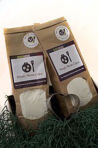 Welshcake Mix Gift Set - cakes & treats