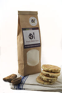 Original Traditional Welshcake Mix - cakes & sweet treats