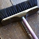 Handmade Horse Hair Broom