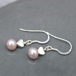 Pink Pearl Earrings - shop by category