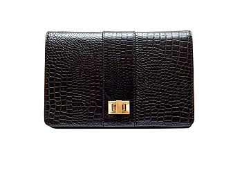 Maisie Leather Cross Body Handbag