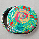 Roses Pocket Mirror