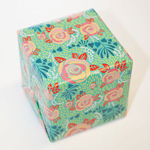 Roses Wrapping Paper - wrapping paper