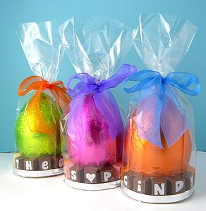 Personalised Chocolate Easter Egg - easter treats