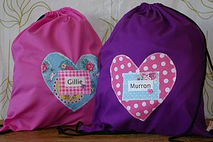 Personalised Child's Rucksack