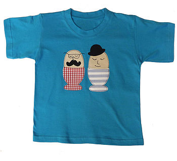 Boy's Easter Egg T Shirt