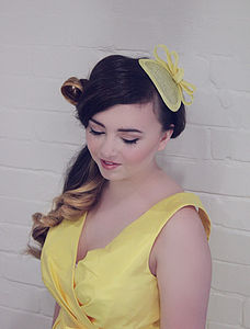Colour Pop Fascinator - hats, hairpieces & hair clips