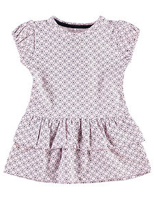 Fianna Soft Pink Newborn Dress