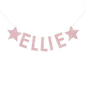 Capel Liberty Fabric Name Garland - home