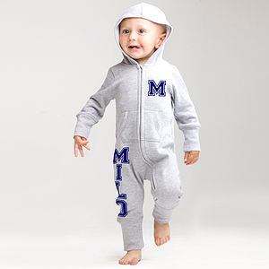 Personalised Baby Onesie - babygrows