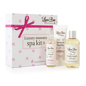 Luxury Mummy Spa Kit - mum & baby gifts