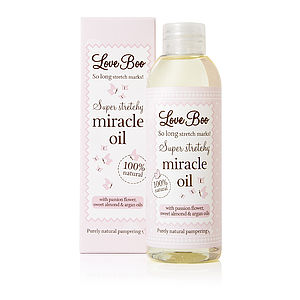 Super Stretchy Miracle Oil - bathroom
