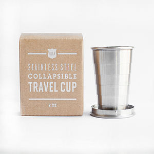 Travel Shot Glass