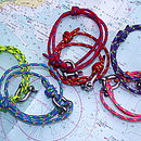 Sailors Shackle Friendship Bracelet