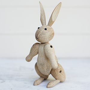Oak Rabbit Toy