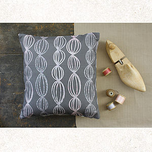 Ash Seeds Cushion - cushions