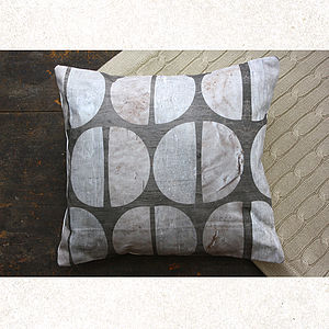 Cream Cemi Cushion - cushions