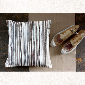 Stripe Cushion - cushions