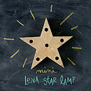 Mini Lena Star Lamp