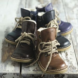 Mini Hiker Boots - shoes & footwear