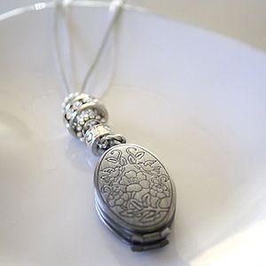 Family Locket Necklace