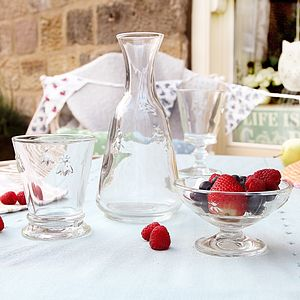 Honey Bee Glassware - tableware