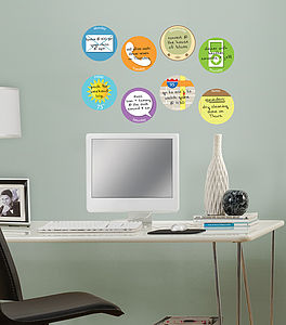 Days Of The Week App Wall Stickers