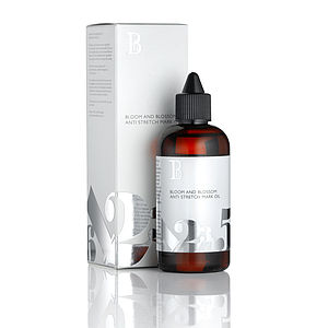 Anti Stretch Mark Oil - the maternity collection