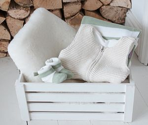 New Baby Cotton Gift Hamper - baby shower gifts