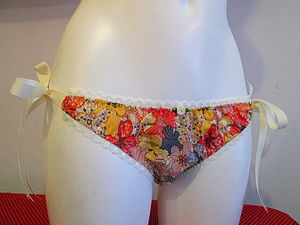 Liberty Tana Lawn Cotton Knicker - women's fashion