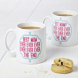 Personalised Mothers Day Mug - home